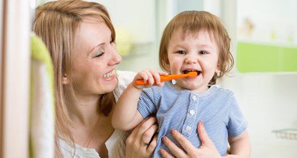 First dental visit tips for parents