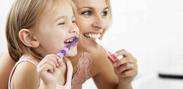 Resolutions for better oral health