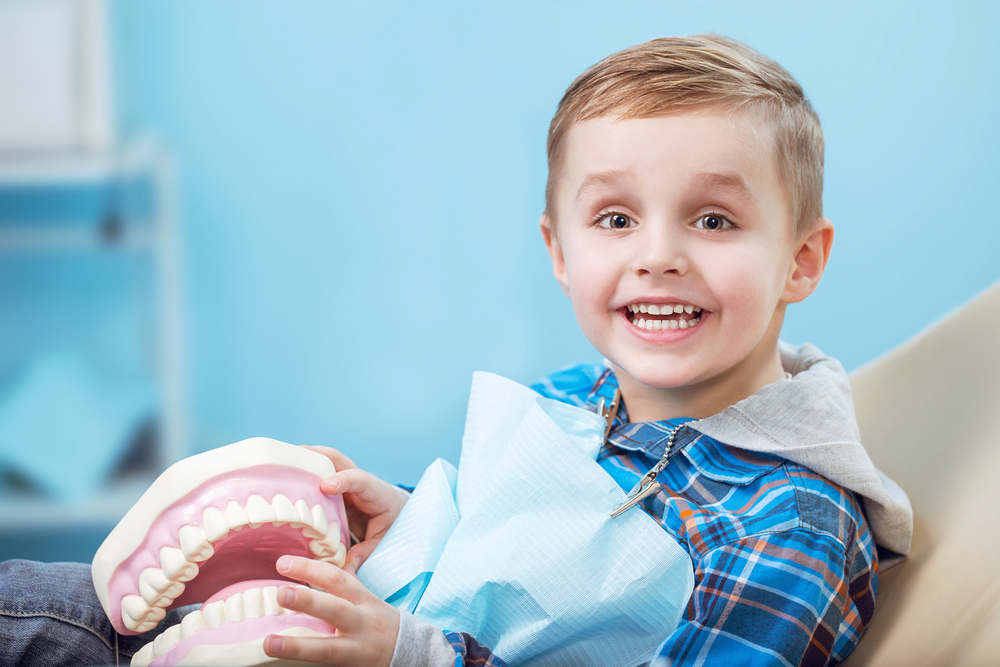 The Benefits of Dentistry for Children